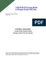 TUTORIAL_CRUD_DATA.docx