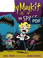 Willy Maykit in Space (Excerpt)