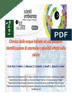Acque Potabili Italiane