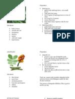 10 Herbal Remidies