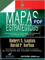 Mapas Estrategicos - Robert S. Kaplan & David P. Norton