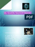El Guion Radiofónico