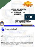 Induccion Servicio Comunitario I-2014 Original