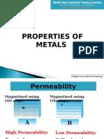 10 - Properties of Metals