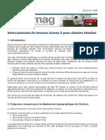 Ciscomag 14-Dossier-Interconnexion de Reseaux Niveau2 Pour Clusters Etendus