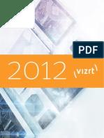 The Vizrt Catalogue 2012 LR