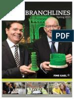 Branchlines Spring 2015