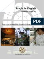 Courses Taught in English.pdf