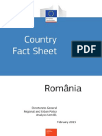 Country Fact Sheet Ro+En