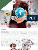Tecnologias de La Informacion y La Comunicación (