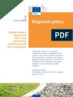 EC Regional Policy