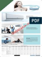 Catalogue điều hòa Samsung