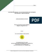 ESTUDIO DIAGRAMAS M–Φ EN SECCIONES DE CONCRETO REFORZADO Y PREESFORZADO