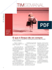 Boletim Semanal da PIB São Miguel