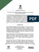 Acuerdo 009 Del 2014 Estatuto de Contratación