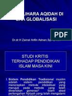 Bahan Kuliah Agama Islam 19 Oktober 2009