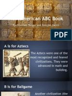 mesoamerican abc book