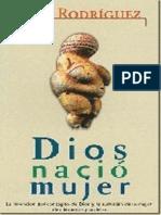 Dios Nació Mujer - Pepe Rodríguez