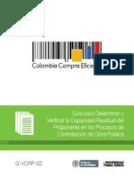 Guia Cap Residual Colombia Compra