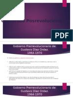 Gobiernos de MExico