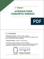 CONCRETO ARMADO , CONSUMOS E PESO ESPECÍFICO , TRAÇOS.pdf