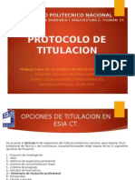 Protocolo de Titulacion Proyecto Terminal II