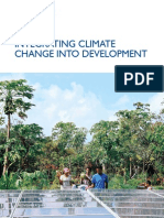 Integrating Climate Change Into Development