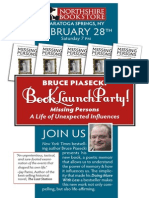 Piasecki MISSING PERSONS Flyer for Febrary 28 7PM Save the Date Buy NOW