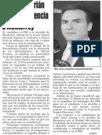 25-02-2015 Descarta Adrián regrese violencia a Monterrey