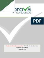 Sgc Tj Pr 2014 Tecnico Nocoes Direito Proc Civil 01 a 20 Apostila(1)