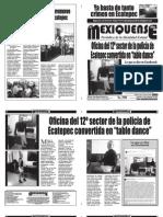 Diario El mexiquense 27 febrero 2015