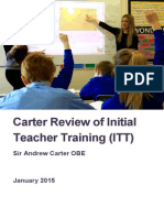 Carter Review 16012015