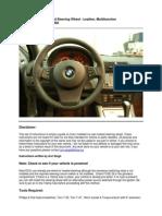Heated Wheel Retrofit