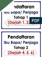Pendaftaran PIBG-2015