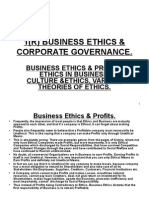 1(r)-Business Ethics &Corporate Governance.