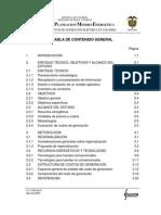 Costos Indicativos de Generación Eléctrica en Colombia