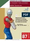 Determinació de la  resistencia a la tensión por compresión diametral de cilindros de concreto NMX-C_163.pdf
