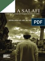 I am Salafi