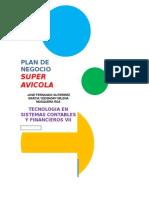Plan de Negocios Super Avicola