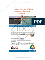 Troubleshooting SCADA Data Acquisition Systems