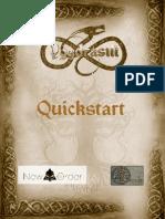 Quickstart Yggdrasill