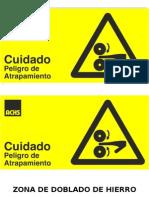 Letreros para seguridad industrial