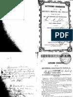 1862 de Maria Catecismo Geografico