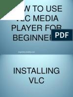 Vlc Media Player Pdf