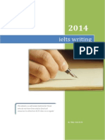 Writing 2014 - Thay Vinh IELTS