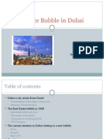 Real Estate Bubble in Dubai