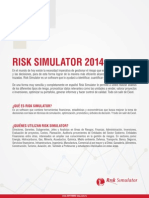 Brochure Risk Simulator