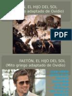 Faetón, El Hijo Del Sol 2015