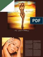 Digital Booklet - Me. I Am Mariahí¡T