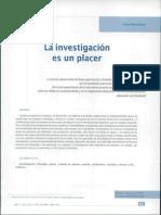 Investigar - Placer